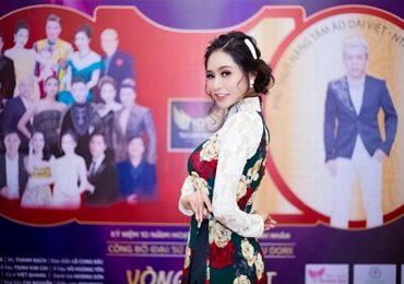 Hoa hậu Di Khả Hân lần đầu làm giám khảo ở sân chơi dành cho model nhí