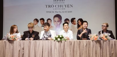 Cuộc 'trò chuyện' giữa tiếng đàn violin của Hoàng Rob và các giọng ca nổi tiếng