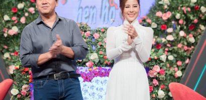 Nam Thư được khen ngợi khi làm MC ở chương trình 'Bạn muốn hẹn hò'
