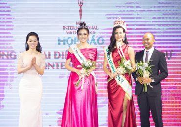 Tường San rạng rỡ, nhận 'nhiệm vụ' chinh chiến tại Miss International 2019