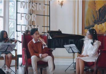 Khán giả khen ngợi Trung Quang và Phương Mỹ Chi khi hát lại ca khúc 'Người tình mùa đông'