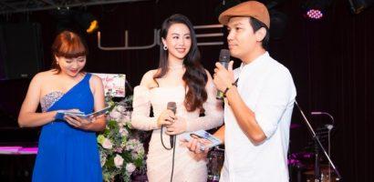 Ca sĩ Mạnh Quỳnh mừng Dương Huệ ra mắt album đầu tay