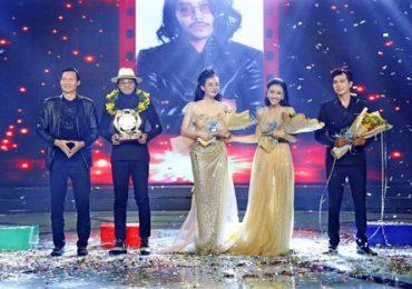 Quang Sơn giành giải quán quân Gương mặt điện ảnh 2019