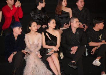 NTK Đức Vincie sánh bước Hoa hậu Trương Hồ Phương Nga tại sự kiện