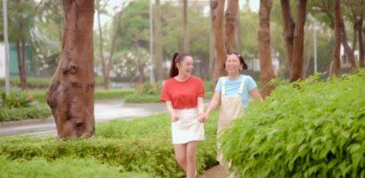 Fan thích thú với những khoảnh khắc siêu nhắng nhít của Kaity Nguyễn và Trang Hý