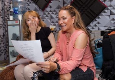 Hậu 'The Voice', Thanh Hà vẫn hướng dẫn học trò tận tình