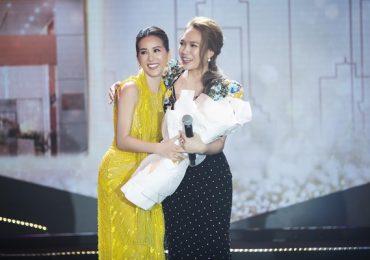 Hoa hậu Thu Hoài đón tin vui sau sự kiện hoành tráng