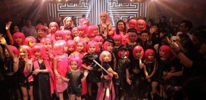 80 mẫu nhí hội tụ trong Fashion show 'Pink Journey' của NTK Phương Hồ