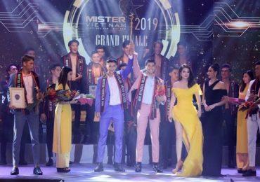 'Soi' body 6 múi 'đẹp từng centimet' của Quán quân và Á quân 'Mister Việt Nam 2019'