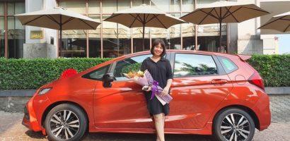 Xôn xao nữ nhân viên được sếp tặng ô tô gần 1 tỷ nhân ngày sinh nhật