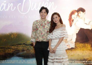 Midu và Trịnh Thăng Bình lần đầu kết đôi trong phim ngôn tình cổ trang – hiện đại