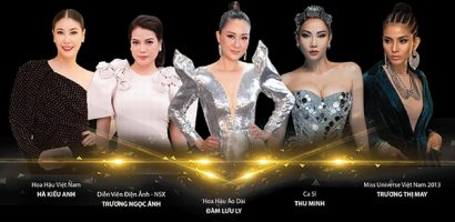 Thu Minh, Hà Kiều Anh làm giám khảo chung kết 'Mister Việt Nam 2019'
