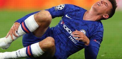 Chelsea thua Valencia trong ngày sao trẻ dính chấn thương