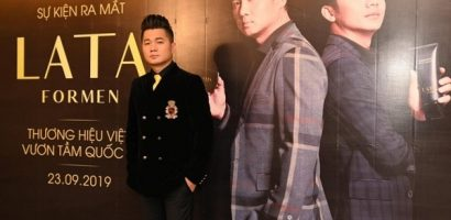 Ca sĩ Lâm Vũ lấn sân sang kinh doanh