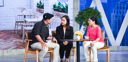 Diễn viên Hồng Trang 'làm khó' thí sinh đi xin việc tại 'Cơ hội cho ai'