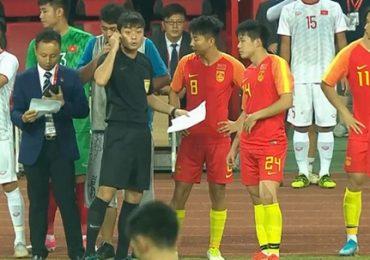 CĐV Trung Quốc chỉ trích đội nhà sau trận thua U22 Việt Nam
