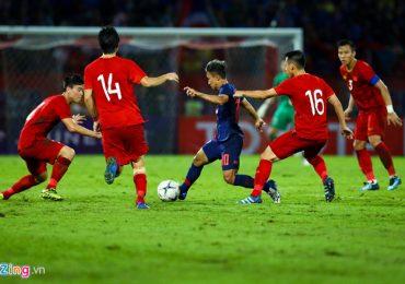 Trận Thái Lan – Việt Nam vào top thu hút nhất vòng loại World Cup