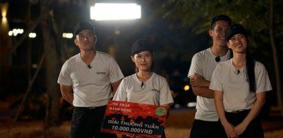 Mỹ nhân hành động: Ngọc Thanh Tâm bứt phá dẫn đầu, Phương Oanh và Phương Anh Đào được khen ngợi