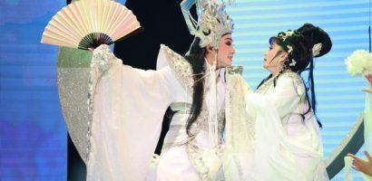 Dàn nghệ sĩ kỳ cựu công diễn thành công vở tuồng cổ nổi tiếng 'Dương Quý Phi'