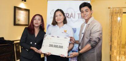 Jun Phạm chung tay hỗ trợ các em bị bệnh tim bẩm sinh