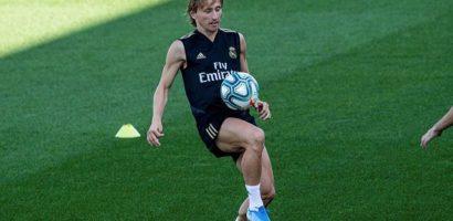 Bão chấn thương tiếp tục tàn phá Real Madrid