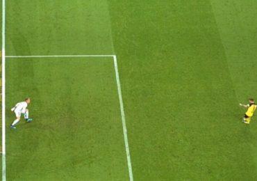 Barca thoát thua nhờ pha cản phá phạm luật của Stegen