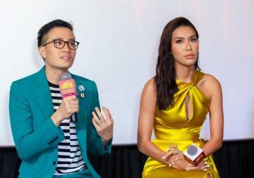 Minh Tú không ngại khi Lương Mạnh Hải yêu cầu để mặt mộc trong phim 'Hoa hậu giang hồ'