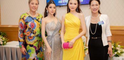 Á hậu Yan My xuất hiện trong sự kiện của thành phố Seoul tại Việt Nam