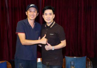 Nghệ sĩ Hoài Linh cảm phục 'tinh thần thép' của Quang Hà