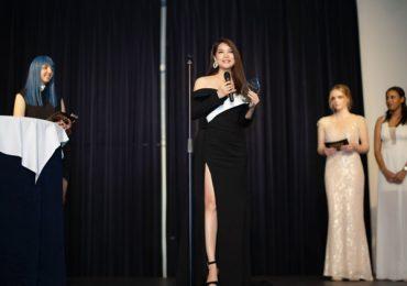 Trương Ngọc Ánh được vinh danh 'Nữ diễn viên châu Á xuất sắc nhất' tại NVIFF 2019