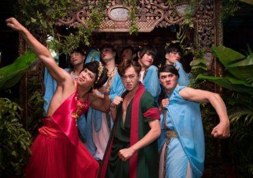 Mừng đại thắng của hit mới, Ngô Kiến Huy tung ảnh hậu trường nhí nhố hài hước