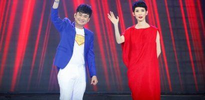 Xuân Lan chiến thắng Pông Chuẩn, giành quyền bước vào chung kết 'Siêu nhân mẹ 2019'