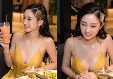 Lột xác với gu thời trang quyến rũ, Jun Vũ khiến fan thốt lên: 'Truyền thái y!'