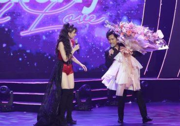 Trấn Thành 'phá' kịch bản, cùng dàn sao Việt hát tặng Hari Won