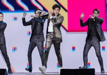 Gin Tuấn Kiệt khiến fans thích thú với vũ đạo 'giã gạo'