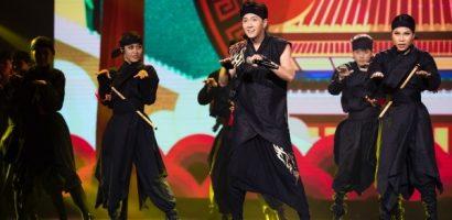 Ngô Kiến Huy 'Truyền thái y' ngay trên sân khấu