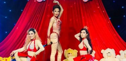 'Bóng hồng' Nhã Vy tỏa sáng trên sân khấu đoàn lô tô 'Sài Gòn Tân Thời'