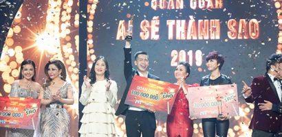 Học trò Cẩm Ly giành giải quán quân 'Ai sẽ thành sao' mùa 3