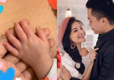 Thanh Ngọc sinh con trai sau 8 năm chờ đợi