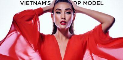 Võ Hoàng Yến là host của Vietnam Next's Top Model 2019