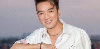 Đàm Vĩnh Hưng mặc nổi bật đi chấm casting show diễn của NTK Tuấn Trần