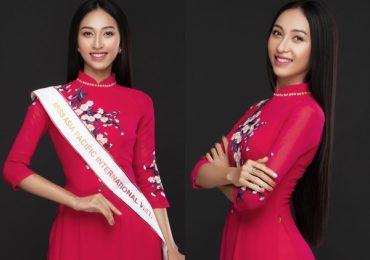 Người đẹp Thu Hiền dự thi Hoa hậu Châu Á Thái Bình Dương 2019