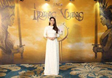 Trương Ngọc Ánh công bố sự án phim huyền sử 'Trưng Vương'