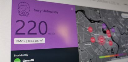 AirVisual chủ động ẩn ứng dụng vì ăn bão 1 sao từ người dùng