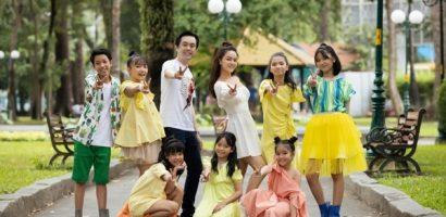 Phạm Quỳnh Anh rủ học trò The Voice Kids thực hiện MV truyền thông điệp bảo vệ môi trường
