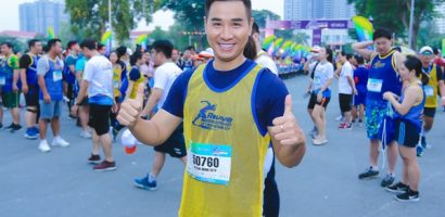 MC Nguyên Khang dậy sớm chạy 5km vì… sợ mập