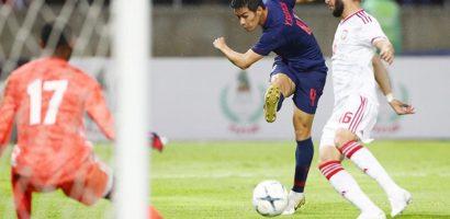 HLV Marwijk chỉ ra điểm mạnh giúp Thái Lan hạ UAE
