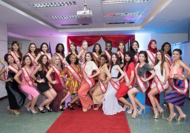 Các thí sinh Miss Tourism Queen Worldwide 2019 xinh đẹp và cá tính