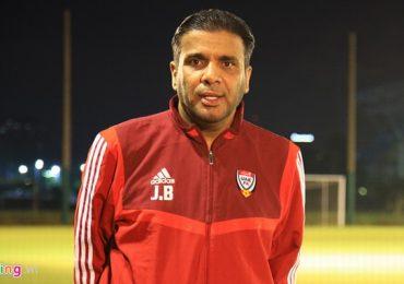 Trưởng đoàn U22 UAE: 'Bóng đá Việt Nam có tương lai đầy hứa hẹn'
