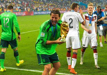 Nhà vô địch World Cup 2014 sắp tới Việt Nam